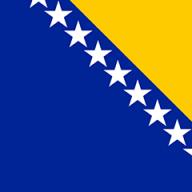 Bosnian Flag